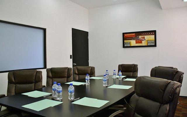 Hotel Del Ángel, sala de reuniones