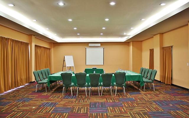 Hotel Del Ángel, salón de evento