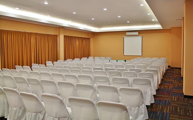 Hotel Del Ángel, salón de conferencias