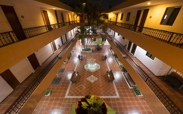 Hotel del Gobernador, cómodas instalaciones