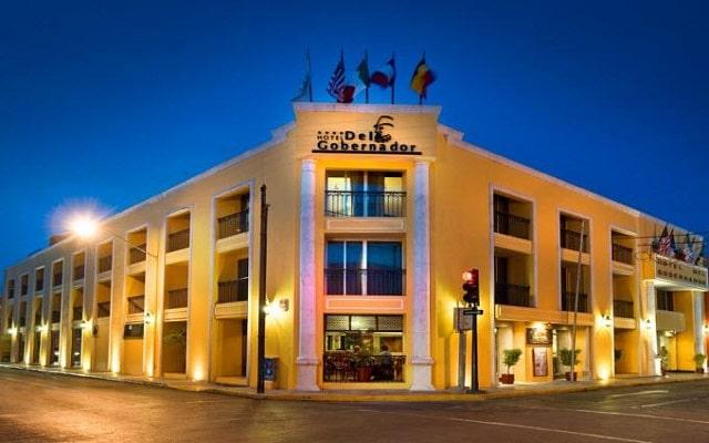 Hotel del Gobernador en Mérida Centro
