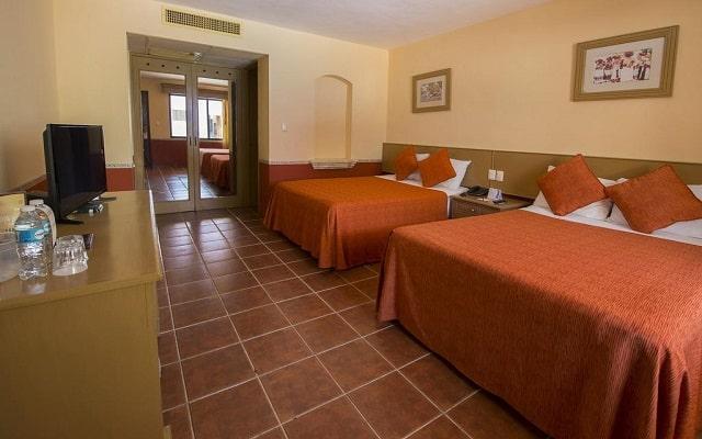 Hotel del Gobernador, habitaciones bien equipadas