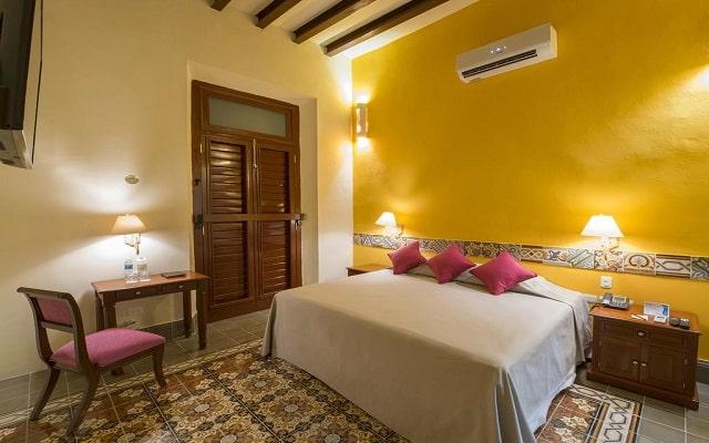 Hotel del Gobernador, espacios diseñados para tu descanso