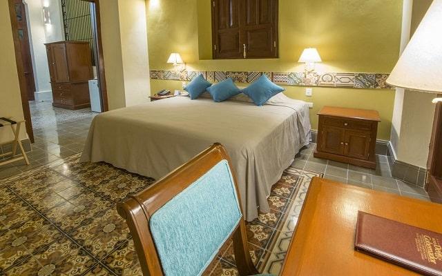 Hotel del Gobernador, espacios de diseño