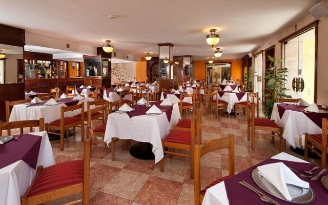 Hotel del Gobernador, buena propuesta gastronómica