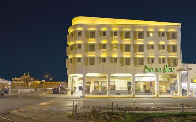 Hotel Del Norte en Mexicali Ciudad