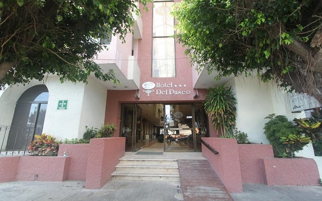Hotel del Paseo en Campeche Ciudad