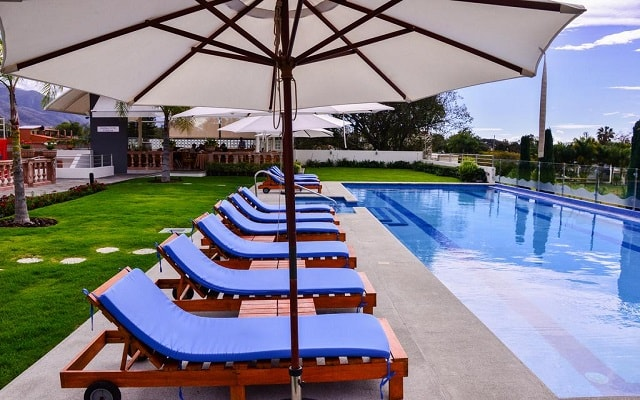 Hotel del Pescador, amenidades de calidad
