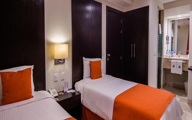 Hotel del Pescador, habitaciones bien equipadas