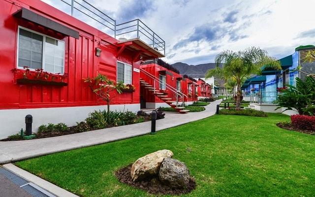 Hotel del Pescador, pasea por sus jardines