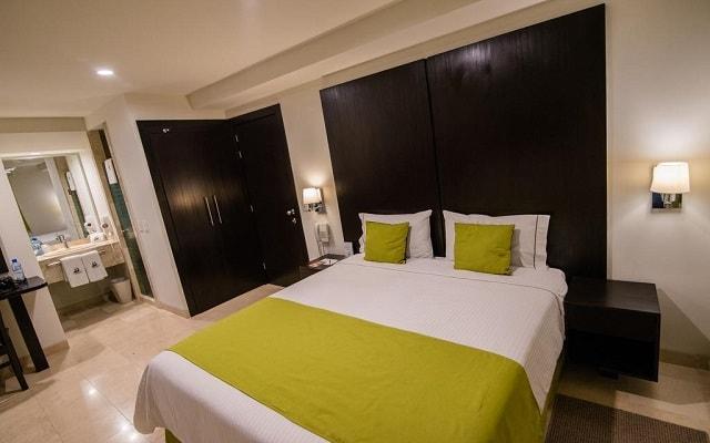 Hotel del Pescador, habitaciones cómodas y acogedoras
