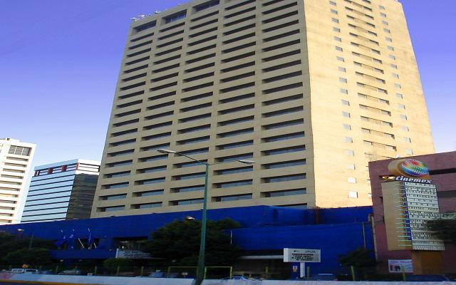 Hotel del Prado en Polanco