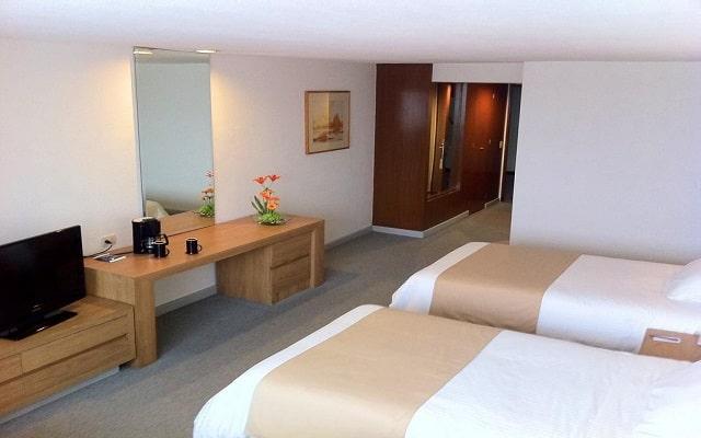 Hotel del Prado, espacios diseñados para tu descanso