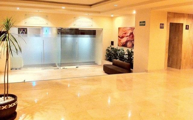 Hotel del Prado, cómodas instalaciones