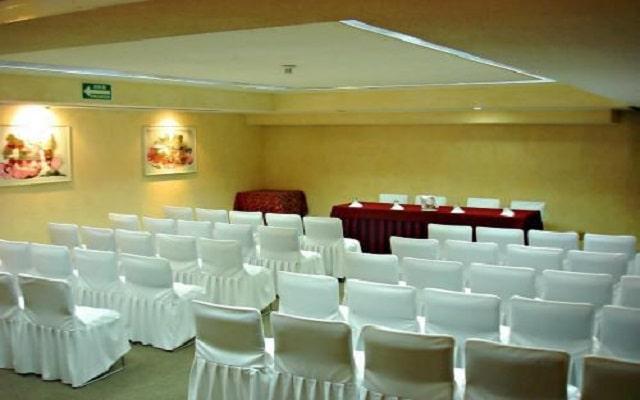 Hotel del Prado, sala de reuniones
