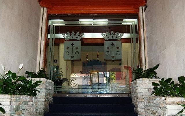 Hotel del Principado, buena ubicación