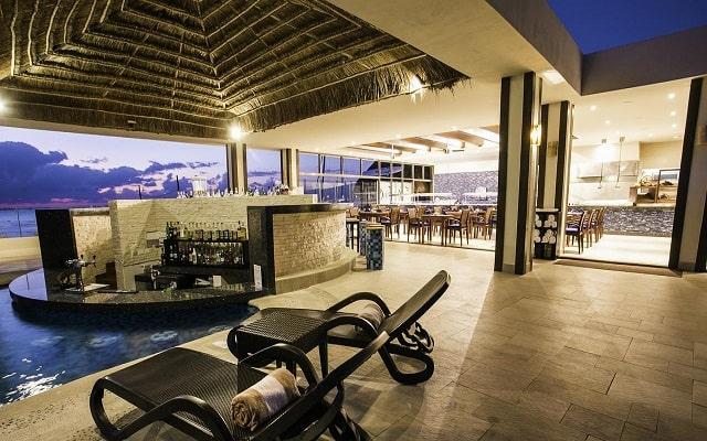 Hotel Desire Riviera Maya Resort, amenidades en cada sitio