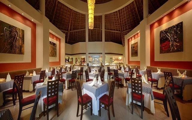 Hotel Desire Riviera Maya Resort, escenario ideal para tus alimentos