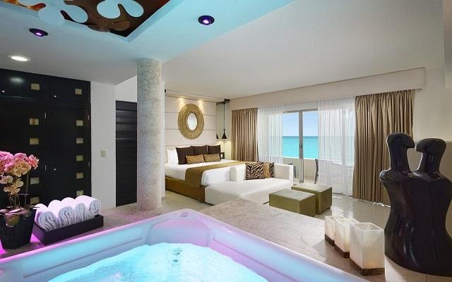 Hotel Desire Riviera Maya Resort, confort en cada sitio