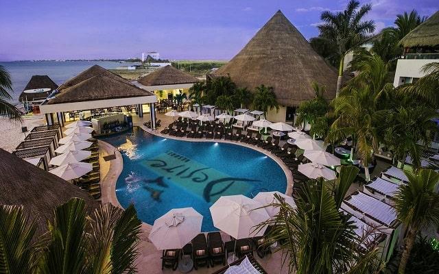 Hotel Desire Riviera Maya Resort en Puerto Morelos