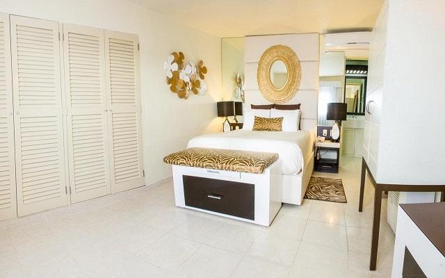 Hotel Desire Riviera Maya Resort, luminosas habitaciones