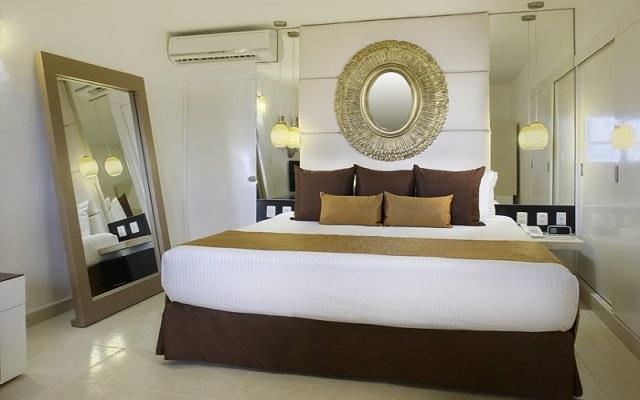 Hotel Desire Riviera Maya Resort, espacios de diseño