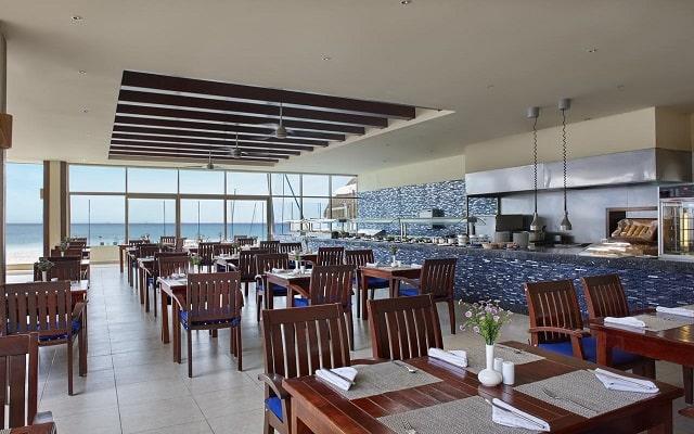 Hotel Desire Riviera Maya Resort, buena gastronomía