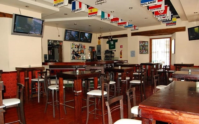 Hotel Diego de Mazariegos, prueba una copa en el bar