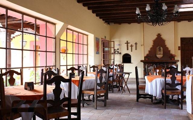 Hotel Diego de Mazariegos, buena propuesta gastronómica