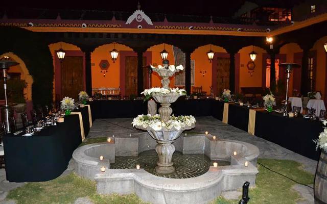 Hotel Diego de Mazariegos, escenario ideal para tu celebración