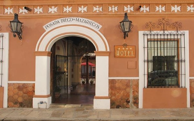Hotel Diego de Mazariegos en San Cristóbal