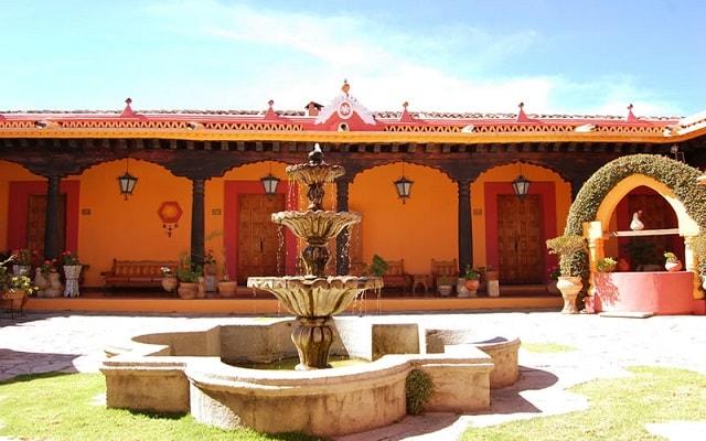 Hotel Diego de Mazariegos, ambientes únicos