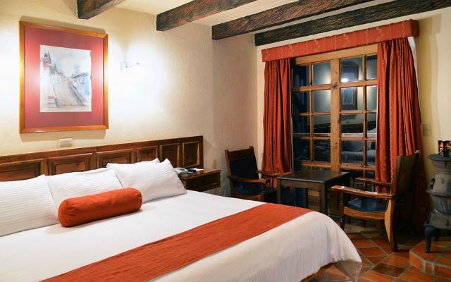 Hotel Diego de Mazariegos, espacios diseñados para tu descanso
