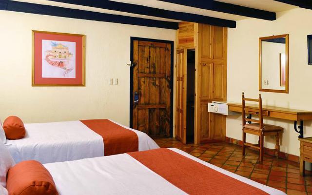 Hotel Diego de Mazariegos, amenidades de calidad