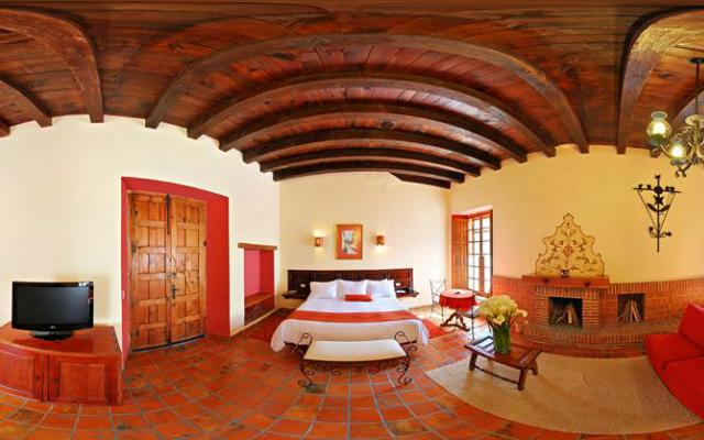 Hotel Diego de Mazariegos, relájate en la comodidad de tu habitación