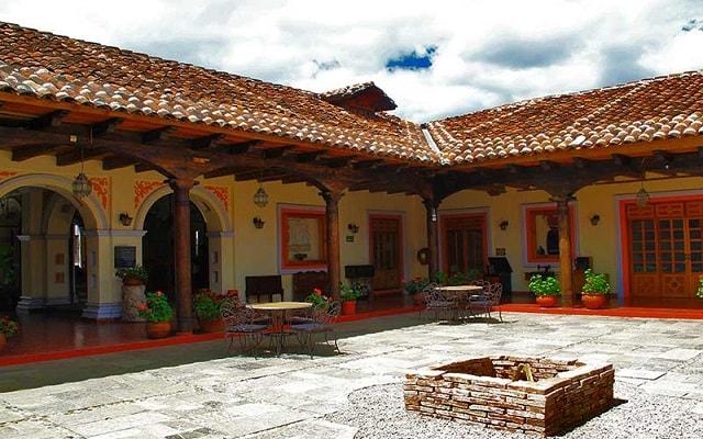 Hotel Diego de Mazariegos, cómodas instalaciones