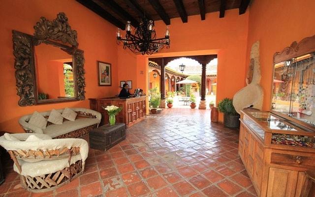 Hotel Diego de Mazariegos, atención personalizada desde el inicio de tu estancia
