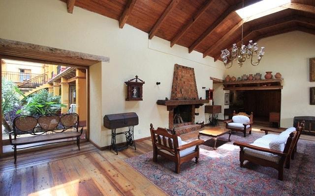 Hotel Diego de Mazariegos, confort en cada sitio