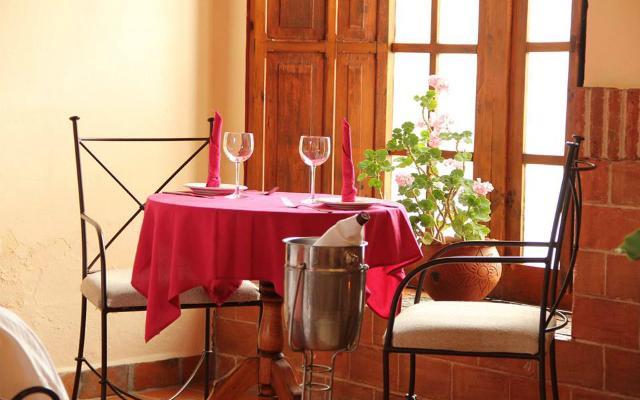 Hotel Diego de Mazariegos, servicio de calidad