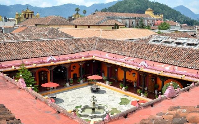 Hotel Diego de Mazariegos, hermosa vista de la propiedad
