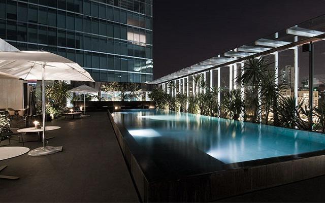 Hotel Distrito Capital, sitios alucinantes