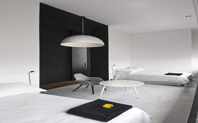 Hotel Distrito Capital, habitaciones bien equipadas