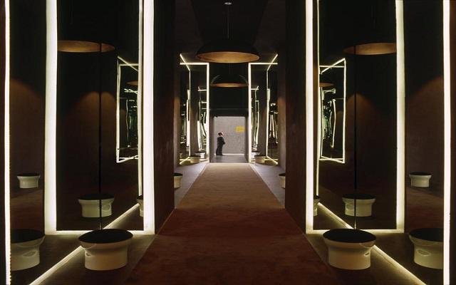 Hotel Distrito Capital, elegantes instalaciones