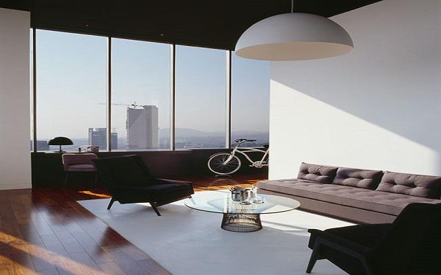 Hotel Distrito Capital, ambientes únicos