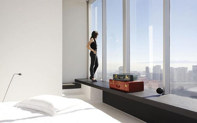 Hotel Distrito Capital, habitaciones con vistas fascinantes
