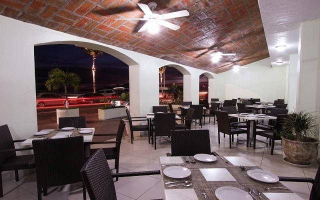 Hotel Don Pelayo Pacific Beach, buena propuesta gastronómica