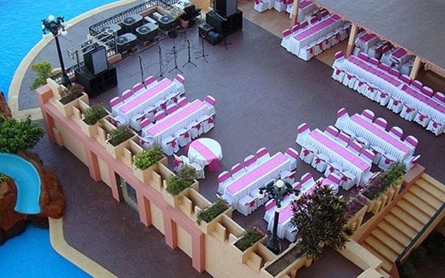 Hotel Don Pelayo Pacific Beach, espacios para eventos