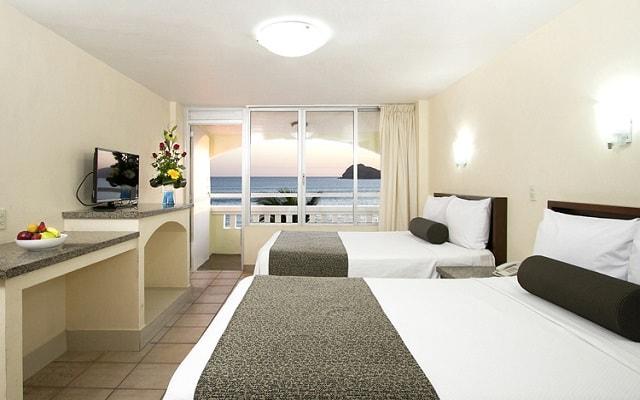 Hotel Don Pelayo Pacific Beach, espacios diseñados para tu descanso