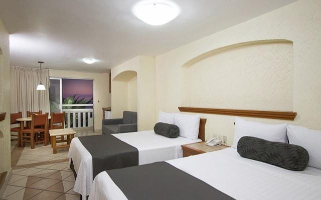 Hotel Don Pelayo Pacific Beach, amenidades de calidad