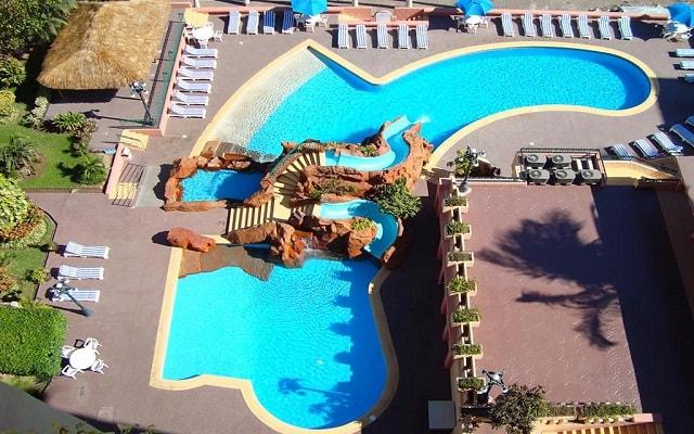 Hotel Don Pelayo Pacific Beach, vistas increíbles